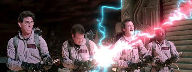 TiSB 91 Ghostbusters