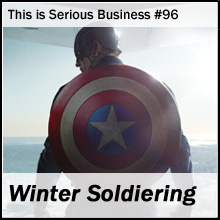 TiSB 96 Captain America