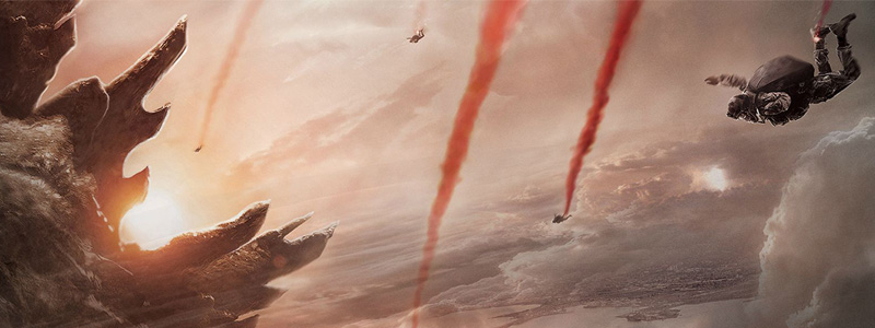 TiSB 101 Godzilla
