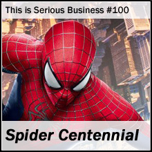 TiSB 100 Spiderman