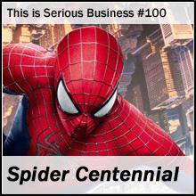 TiSB 100 Spiderman