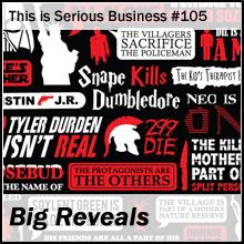 TiSB 105 Spoilers