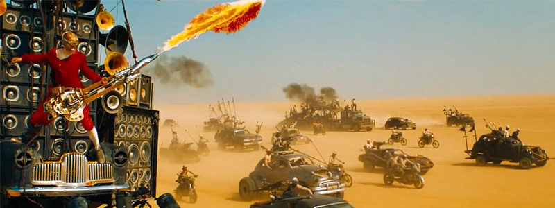 Episode 134 Mad Max Finale